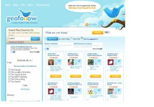 Tips, e-marketing, business, GeoFollow, Twitter, Tools, Productivity, Free